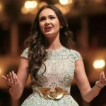 Лед и пламень: Аида Гарифуллина впервые дала сольный концерт в Москве