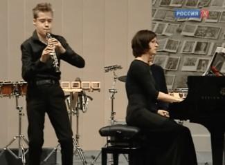 """На концерте фестиваля """"Январские вечера"""" выступили лауреаты телеконкурса """"Щелкунчик"""""""