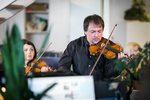 Сергей Крылов. Фото - DELFI/Andrius Ufartas