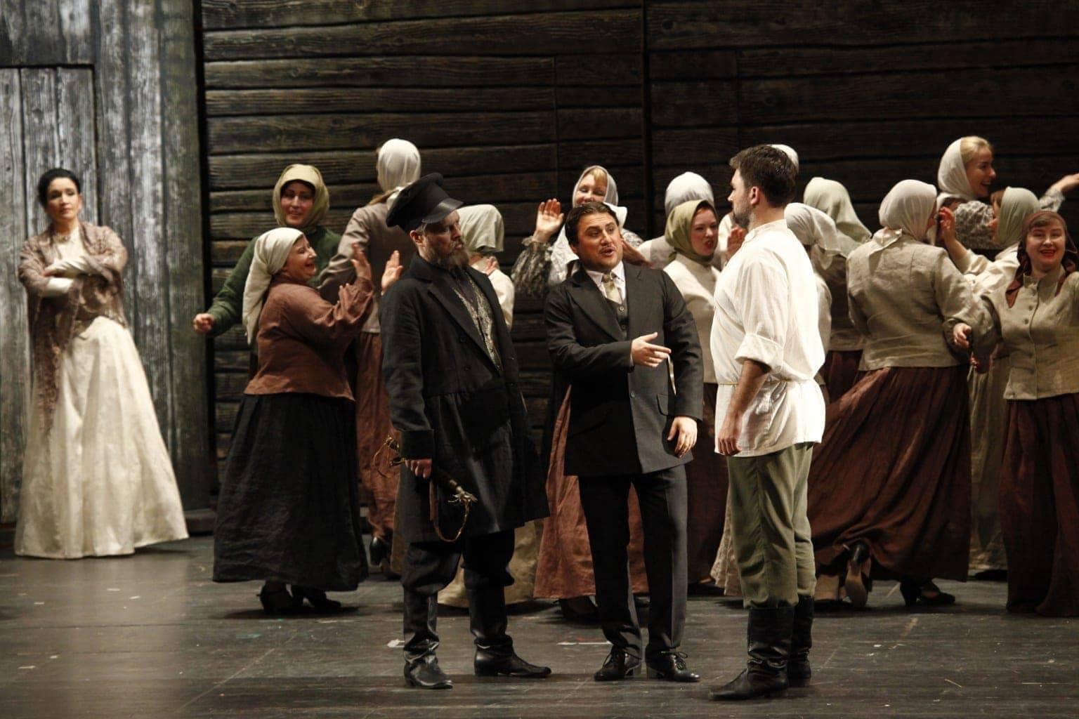 «Леди Макбет Мценского уезда» в Самарском театре оперы и балета