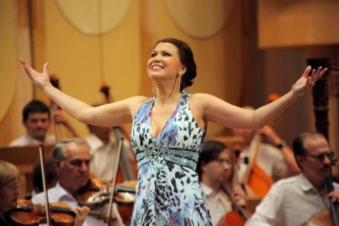 Екатерина Лехина. Фото - Владимир Лаврентьев