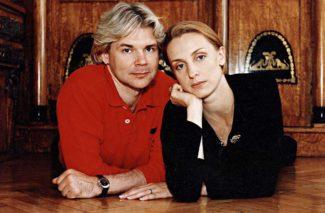 Андрис и Илзе Лиепа