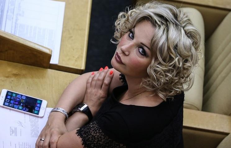 Мария Максакова. Фото - Валерий Шарифулин