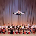 К 80-летию Ансамбля народного танца Игоря Моисеева в столице открылась выставка