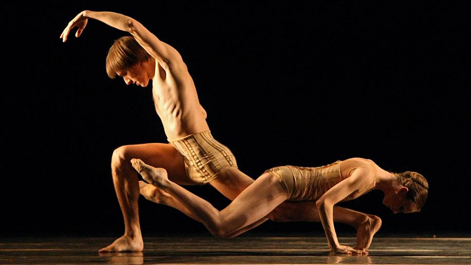 Балет «Шесть танцев. Маленькая смерть» в Театре Станиславского и Немировича-Данченко