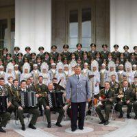 Ансамбль Национальной гвардии РФ выступит в марте с гастролями во Франции