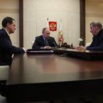 Президент Путин одобрил продление контракта директора Большого театра