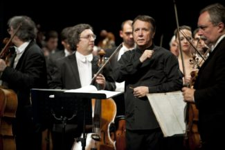 Российский национальный оркестр Михаила Плетнева даст серию концертов в Москве