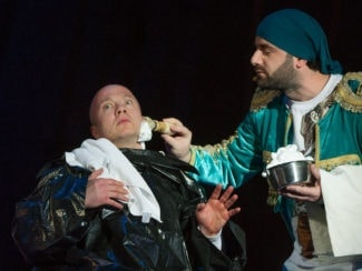 В Сочи состоялась премьера музыкального спектакля по мотивам произведений Бомарше и Россини «Севильский цирюльник»