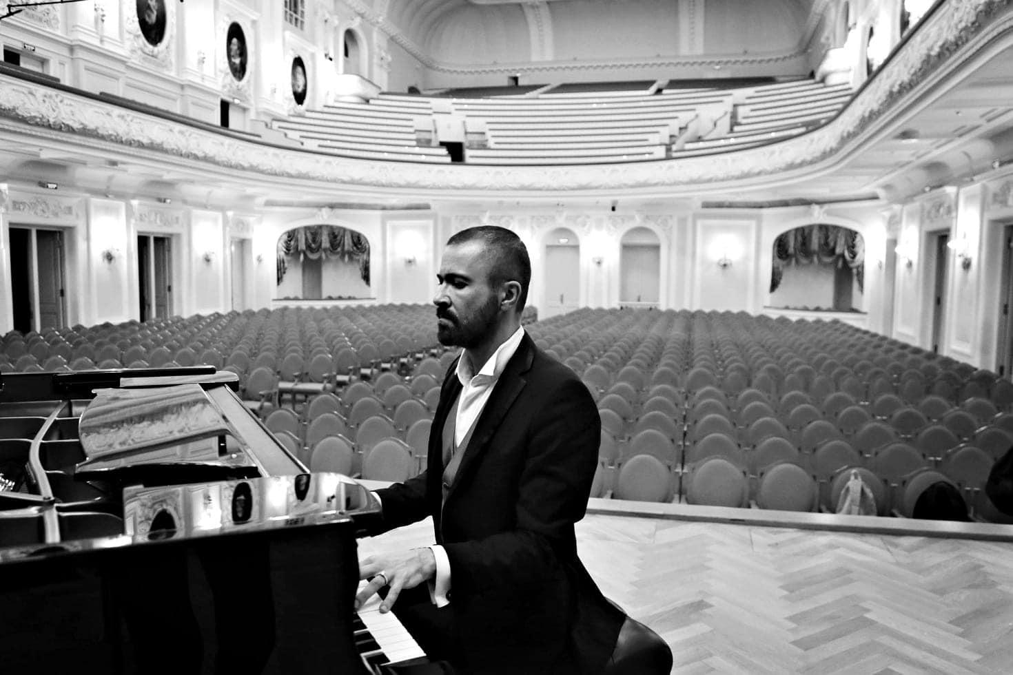 Павел Нерсесьян. Фото - Ирина Шымчак