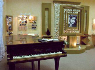 Музей Альфреда Шнитке в Москве
