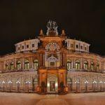 350-летие со дня основания в Дрездене оперной труппы