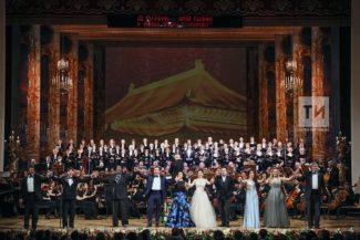 Шаляпинский фестиваль в Казани завершился грандиозным гала-концертом