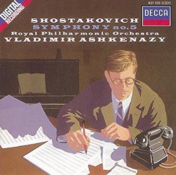 Компакт-диск «Шостакович. Симфония № 5»
