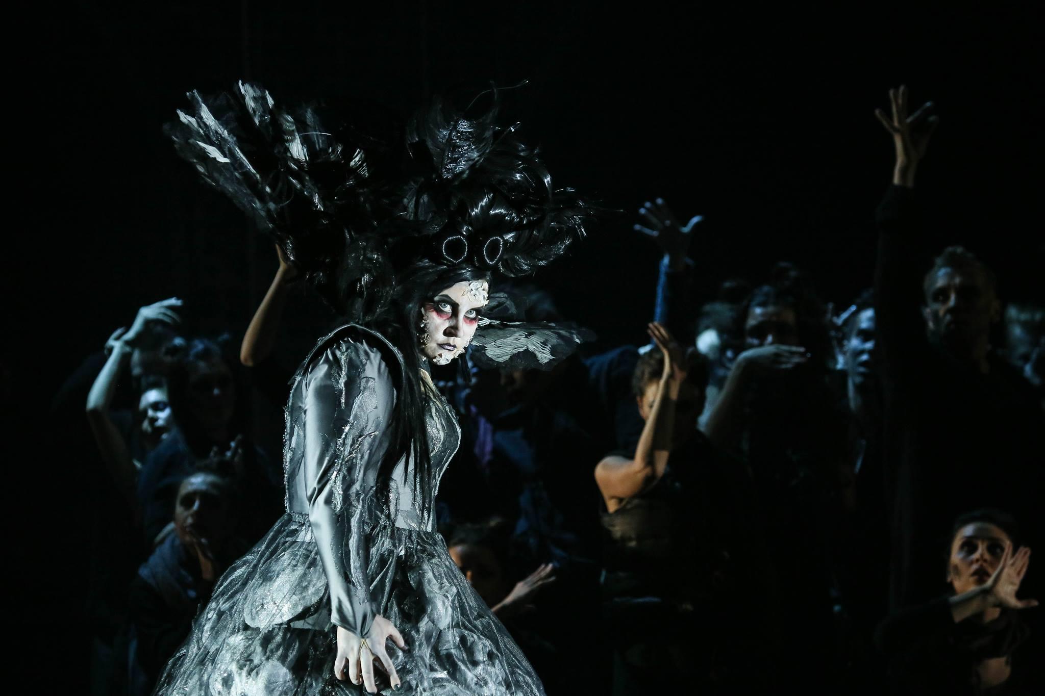 Премьера оперы «Турандот» Джакомо Пуччини в «Геликон-Опере»