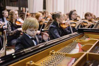 Фестиваль «Молодые таланты на родине Чайковского» завершился в Удмуртии. Фото Александра Горбунова