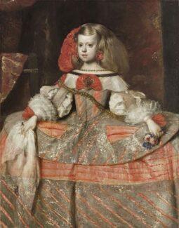 Диего Веласкес, портрет инфанты Маргариты
