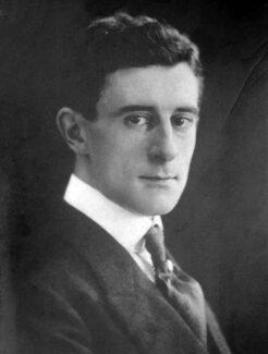Морис Равель в 1911 году