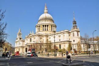 Cобор Святого Павла в Лондоне