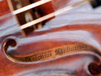 Скрипка Страдивари возвращается на большую сцену