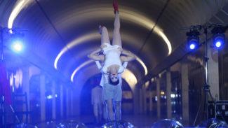 «Кафе Идиот» на «Достоевской»: в метро прошла акция «Ночь балета»