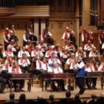 """Будапештский оркестр """"Сто скрипок"""" дал концерт в Доме музыки"""