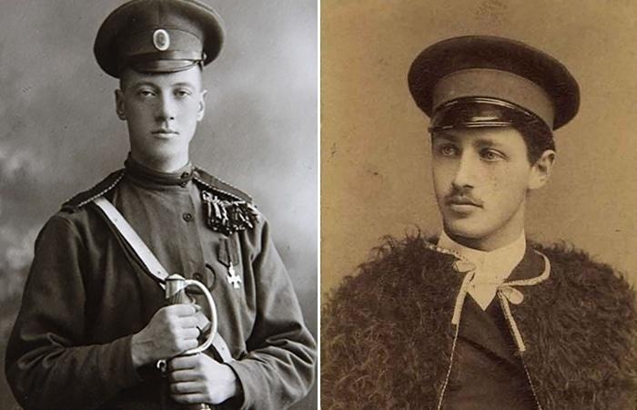 Николай Гумилёв и Иван Бунин