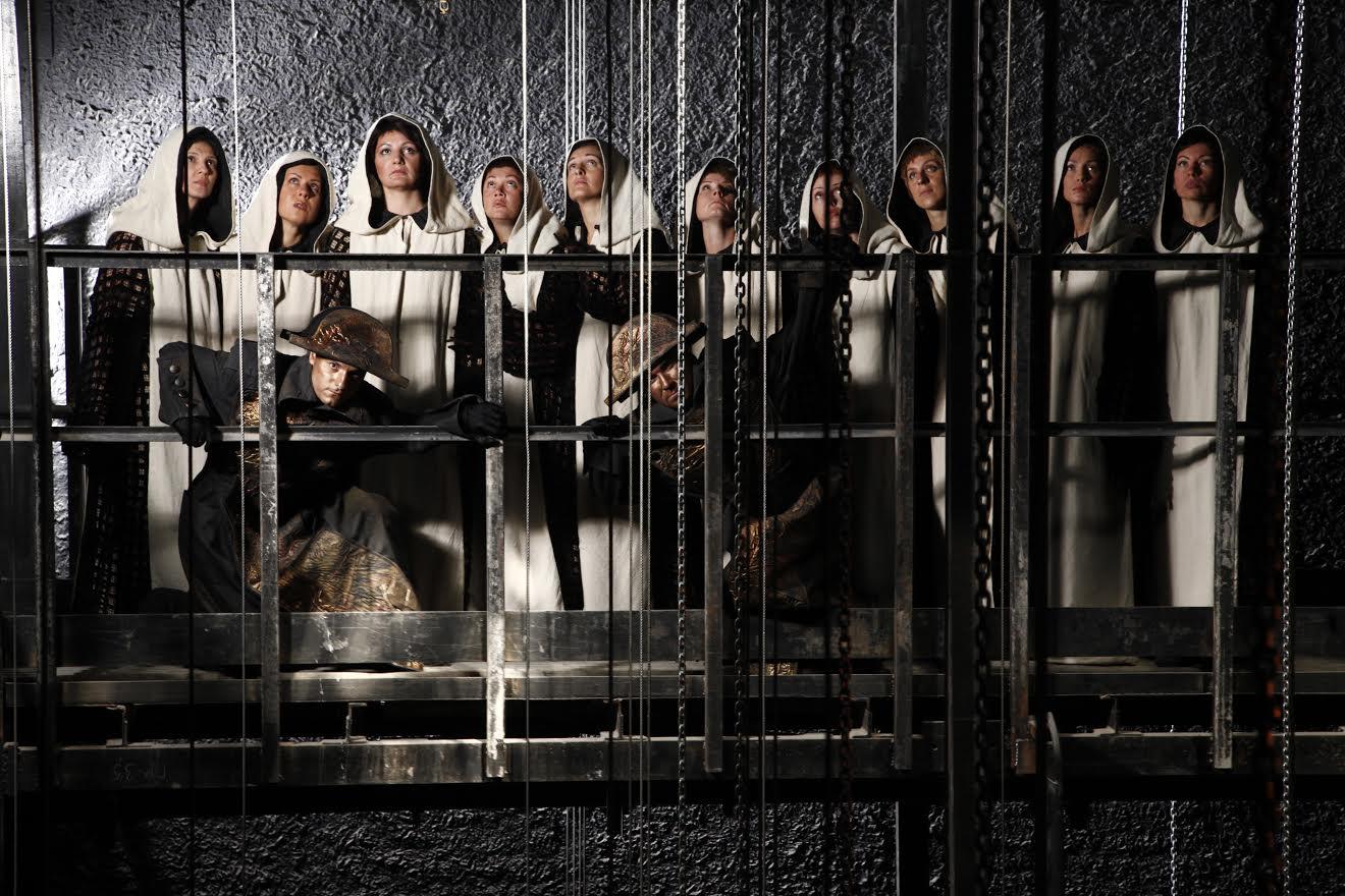"""Театр «Геликон-опера» представит шедевр Франсиса Пуленка """"Диалоги кармелиток"""""""
