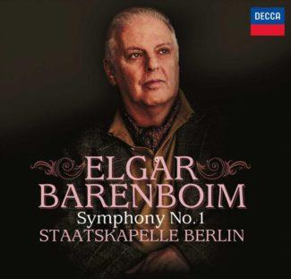 Запись Первой симфонии Эдуарда Элгара в исполнении Даниэля Баренбойма и Staatskapelle Berlin