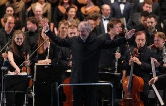 Валерий Гергиев. Фото - Руслан Шамуков