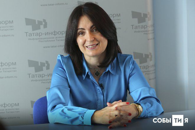 Анна Гулишамбарова