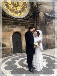 10 марта 2017 всемирно известный пианист Евгений Кисин женился на Карине Арзумановой.