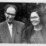 Александр Локшин с женой Татьяной