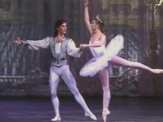 Махарбек Вазиев на сцене Мариинского театра. 1980-е годы
