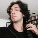 Ян Максин — виолончель (США)  и ансамбль Давида Голощёкина