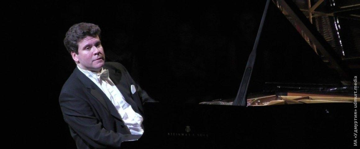 Денис Мацуев. Фото - Григорий Фомин