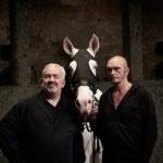 Марк Минковски, Бартабас и его любимый конь. Фото - Matthias Baus