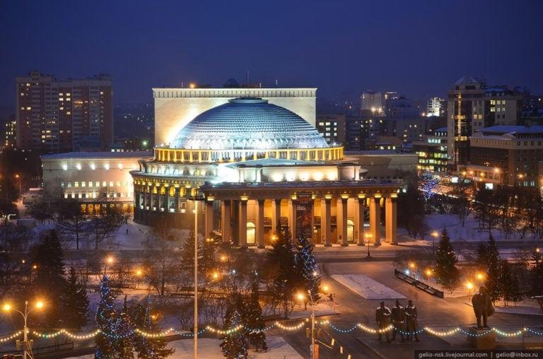 Владимир Мединский откроет после реконструкции Малую сцену Новосибирского театра