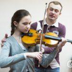 Кристина Евсюкова и Александр Штапкин
