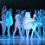 """Премьера балета """"Легенда о Лебедином озере и Гадком Утенке"""" к Всемирному Дню театра"""