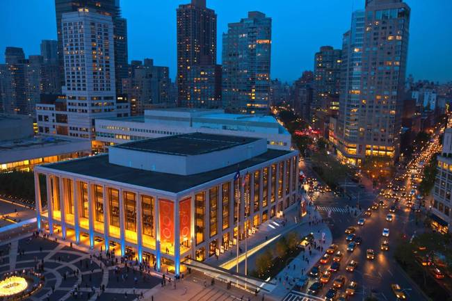 Нью-Йорк претендует на то, чтобы быть мировой музыкальной столицей