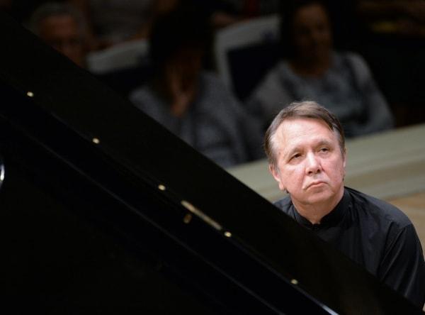 Михаил Плетнев. Фото - Сергей Пятаков