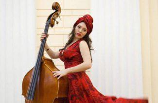 Ольга Ступина. Фото - Валерия Ермолина