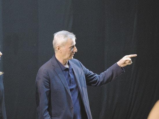 Новый руководитель балета: суров, но справедлив. Фото - Иван Семиреченский