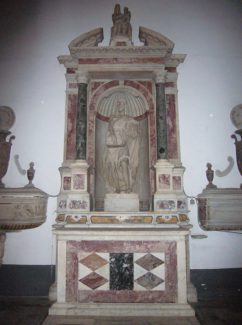Доменико Д'Аурио, церковь Сан-Доменико-Маджоре, Неаполь