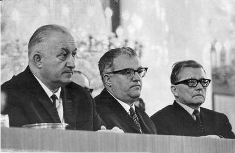 В. И. Мурадели, Г. В. Свиридов, Д. Д. Шостакович