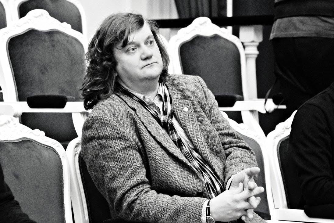 Феликс Коробов. Фото - Ирина Шымчак