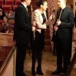 Денис Лупачев и Денис Буряков дают интервью