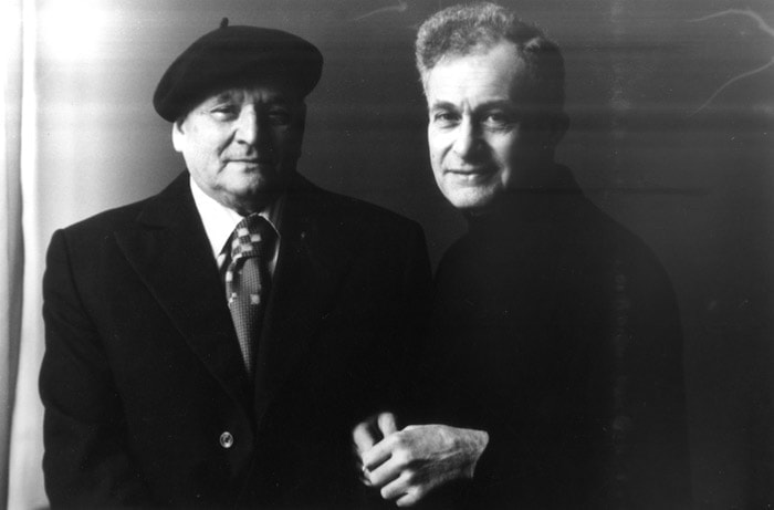 Семен Бендицкий и Роман Матсов. Фото из архива Саратовской консерватории
