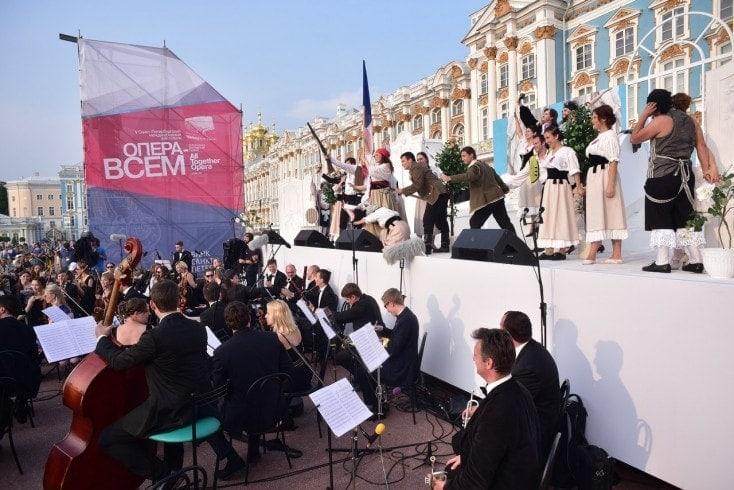 На фестивале «Опера — всем» исполнят «Кармен» и «Риголетто»